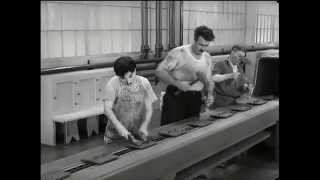 Chaplin Modern Times-Factory Scene (late Afternoon)