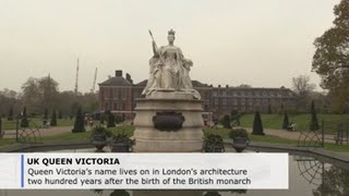Two hundred years after Queen Victoria's birth her legacy lives on in London