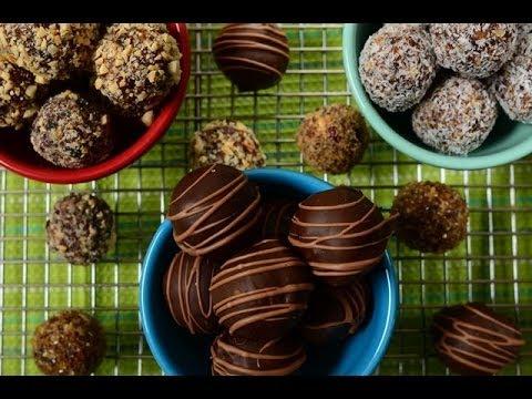 Fruit & Nut Balls Recipe