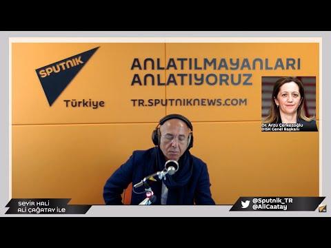 DİSK Gn. Bşk. Dr. Arzu Çerkezoğlu: Kısa çalışma ödeneği sürdürülmeli, bunun için kaynak var