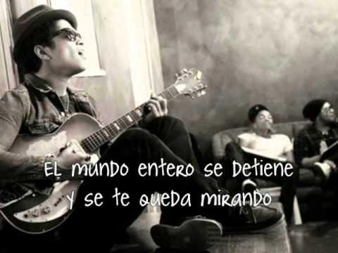 Bruno Mars - Just the way you are (traducida al español)
