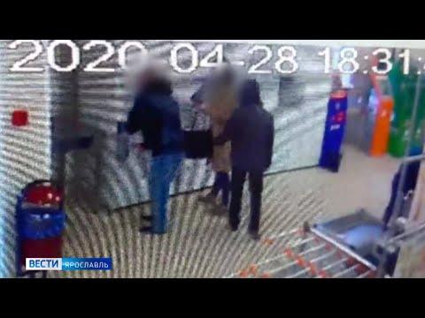 В Красноперекопском районе Ярославля карманник украл телефон в торговом центре