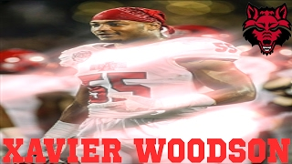 Xavier Woodson-Luster || Arkansas State Highlights