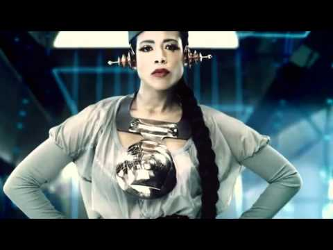 Benny Benassi Feat. Kelis, Apl.De.Ap, & Jean-Baptiste - Spaceship (720p HD)