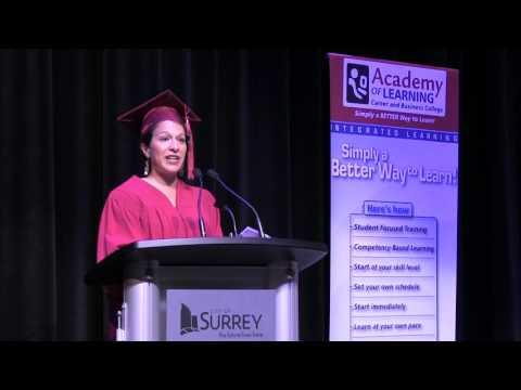 AOLCC 2015 Grad Valedictorian Silvia