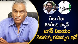 Tammareddy on Chandrababu losing, Jagan winning & Pawa..
