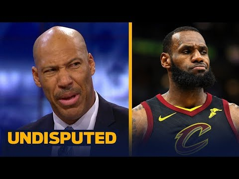 LaVar Ball on chances LeBron James joins Lonzo and Lakers | NBA | UNDISPUTED