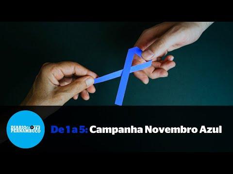 De 1 a 5: Novembro Azul chega ao fim, mas prevenção do câncer de próstata precisa ser permanente