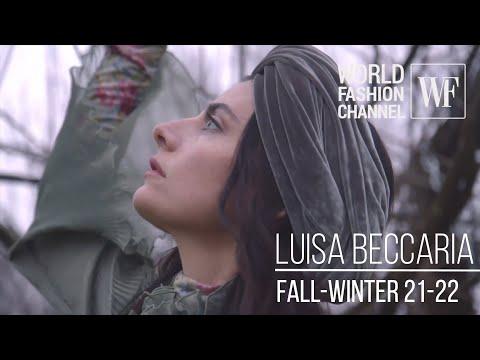 Luisa Beccaria fall-winter 21-22 | Milan fashion week