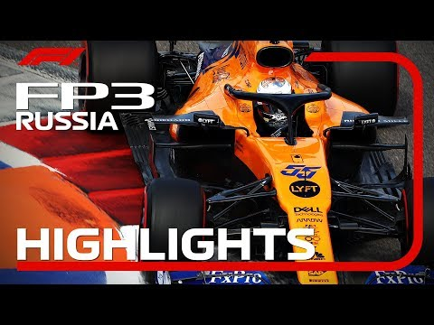 2019 Russian Grand Prix?: FP3 Highlights