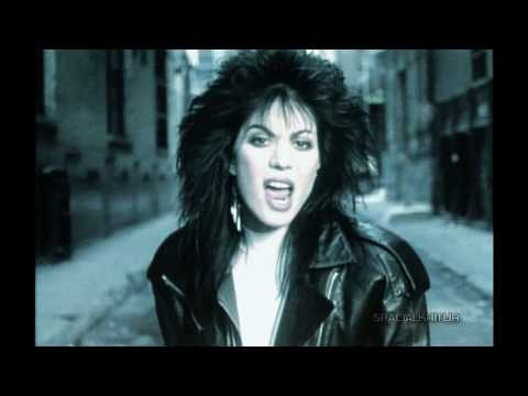 Joan Jett - I Hate Myself For Loving You [ Original HQ ] - YouTube