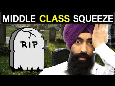 The MIDDLE CLASS Is Dead photo