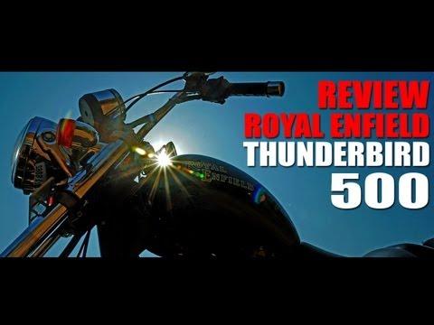 Royal Enfield Thunderbird 500 : Review: PowerDrift