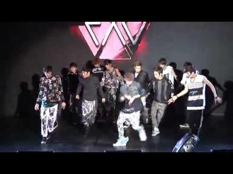120401 EXO Showcase - History