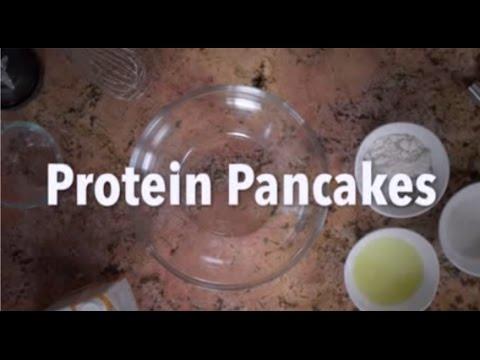 High Protein, Gluten Free Pancake Recipes