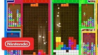 Puyo Puyo Tetris - Trailer per Nintendo Switch