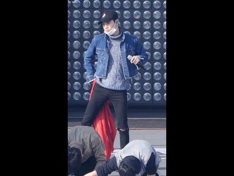 161118 샤이니 (SHINee) Tell Me What To Do 드라이 리허설 [태민] TaeMin 직캠 Fancam (뮤직뱅크 in 경주) by Mera