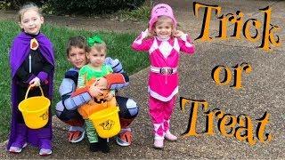 Trick or Treat   Halloween 2018