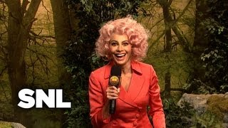 Hunger Games Reporter - Saturday Night Live