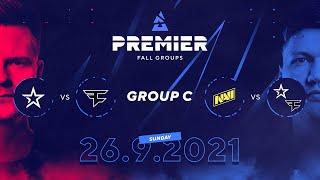 BLAST Premier Fall Groups: Complexity vs. FaZe, NAVI vs. winner of coL/FaZe | Group C, Day 3