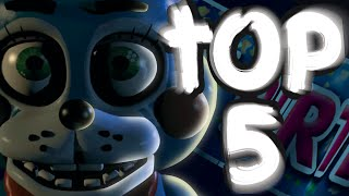 Top 5 Theories On Toy Bonnie! || Five Nights At Freddy's 1-3