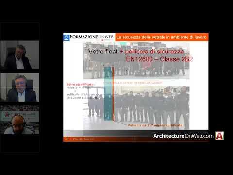 FormazioneOnWEB.it - Riqualificazione delle vetrate con pellicole di sicurezza - 21.02.18