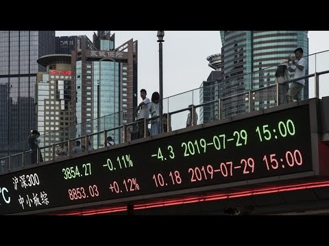 Difficult to Come Into Chinese Markets Right Now: State Street