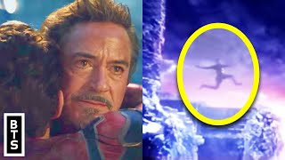 Iron Man And Black Widow's Final Words Had A Secret Meaning Theory