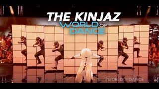 Kinjaz - All performances (NBC World of Dance S1)