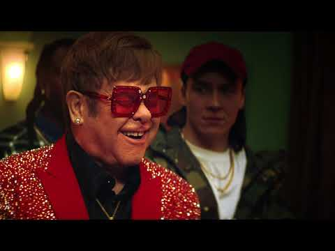Elton John Enters The Rap Scene In New Snickers® Ad