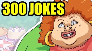 300 YO MAMA JOKES - Can you watch them all?