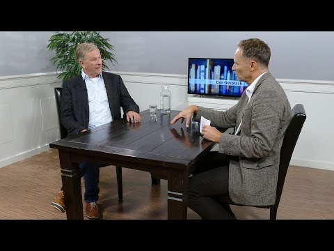 Kinderlachen durch Musik: Reinhard Horn - Bibel TV das Gespräch