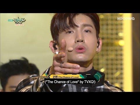 TVXQ - The Chance of Loveㅣ동방신기 - 운명 [Music Bank Ep 922]