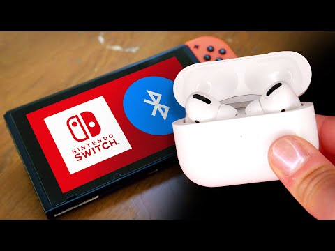 How to connect Bluetooth headphones to Nintendo Switch shorts