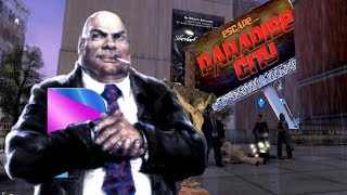 Playing Escape from Paradise City: A Criminal Meltdown