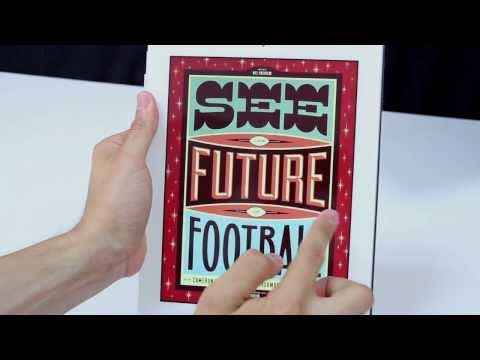 NFL Interactive—Featured in Maxim Magazine