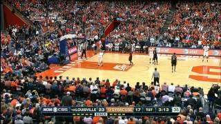 #10 Louisville vs. #12 Syracuse 03/02/13 (Full Game)
