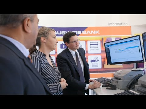 Learn how Auswide Bank is improving the banking experience for employees and customers across the Queensland region of Australia.