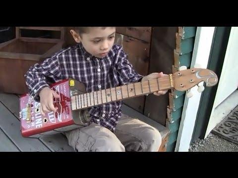 Oil Can Guitar pt. 3
