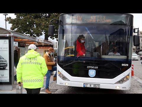Çanakkale'de 65 Yaş Ve Üzeri Vatandaşların Toplu Taşıma Kartları Kullanıma Kapatıldı