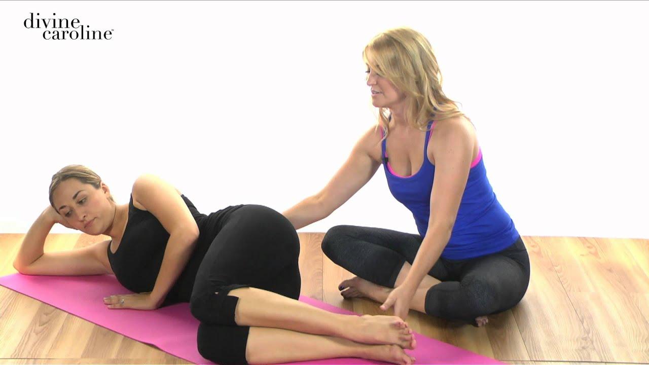 Pilates Exercises For Butt 78