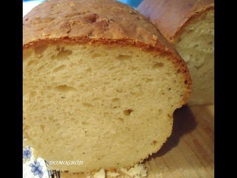 Chleb pszenny na maślance w domowym wykonaniu