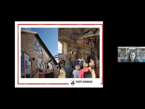 Kulturarv i skolan: Kulturarvstrappan –en garanti för elever att lära sig om kulturarv