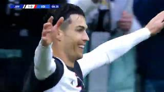 Cristiano Ronaldo Vs Udinese Home (15-12-2019)