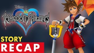 What Happened Before Kingdom Hearts 3? The Story and Lore So Far