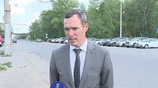 Илья Лобов в эксклюзивном интервью «Вестям» рассказал, кто может быть причастен к ночным выбросам сероводорода в Омске