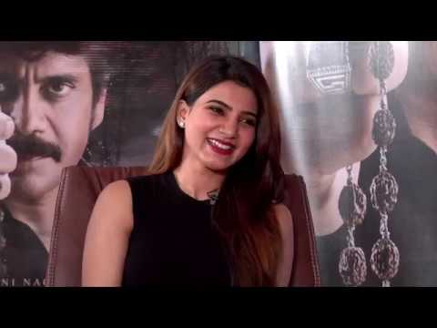 Samantha-and-Nagarjuna-DIWALI-SPECIAL-Interview-About-Raju-Gari-Gadhi-2-Movie