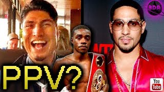 SPENCE IS ANGRY TOWARDS THE PBC - WHY MIKEY VS DANNY ON PPV? (by King Bucho)