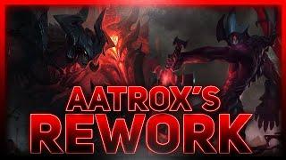 Aatrox's Rework - A Retrospective | League of Legends