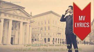 I Just Called To Say I Love You | Stevie Wonder | Lyrics [Kara + Vietsub HD]